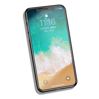 iPhone 磨砂霧面防指紋全滿版鋼化保護貼(iPhone 11 Pro MAX iX XS XR i7 i8 i7+ i8+ 霧面 保護貼 玻璃貼)