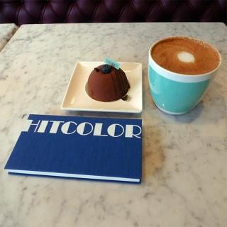 【Conifer 綠的事務】HITCOLOR-撞色 48K精裝空白筆記本(筆記本 手札 手帳 日誌)