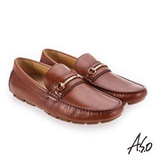 【A.S.O 阿瘦集團】超能耐二代  舒適包覆休閒鞋(咖啡)