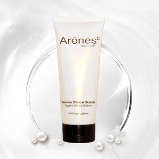 【Arenes】珍珠奇肌八倍淨膚水洗霜225ml(買一送一)