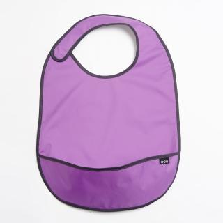 【OGG】時尚成人圍兜 - 時尚素色(防水用餐圍兜)