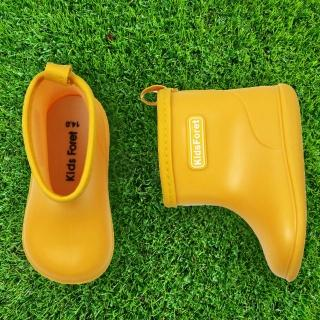 【日本Kids Foret】兒童雨鞋(B81824Y 黃色)