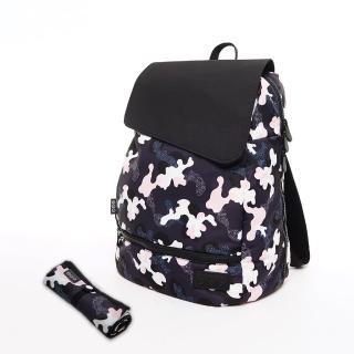 【OGG】時尚防水媽媽包+隨身防水墊(時尚媽咪外出組)