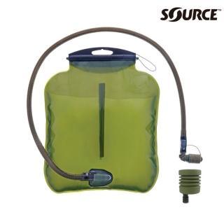 【SOURCE】ILPS軍用水袋45045902V2(水袋、UTA、3L、以色列)