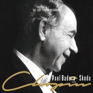 【金革唱片】《最後的蕭邦》巴杜拉-史寇達演奏蕭邦鋼琴作品專輯