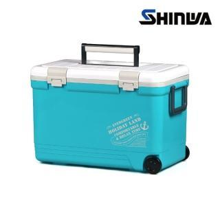 【SHINWA 伸和】日本伸和 Holiday Land 輕型保冷箱 27L(27L)