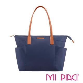 【MI PIACI】MI PIACI革物心語-雙口袋系列托特包\肩背包共四色12817xx