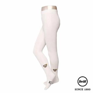 【STEIFF】Baby 兒童彈性褲襪 白色(童襪)
