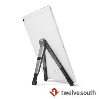 【Twelve South】Compass Pro iPad 折疊立架(太空灰/適用iPad)