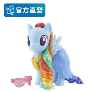 【my Little pony 彩虹小馬】彩虹小馬(6吋裝扮組 雲寶款 E5551)