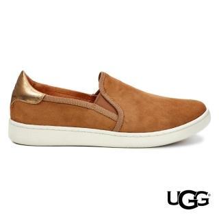 【UGG】UGG Cas 皮製休閒鞋