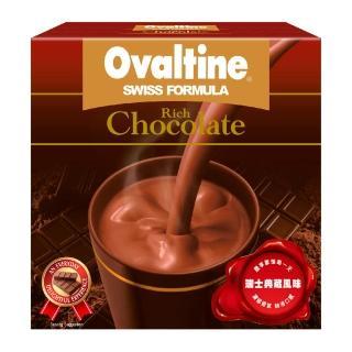 【阿華田】瑞士風味巧克力飲品(29.6gX10入)