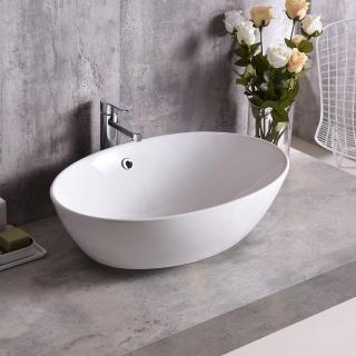 【【洗樂適衛浴】ROMAX】檯上盆、碗公盆、立體盆(RD103)