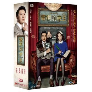 【弘恩影視】韓劇_電視劇帝王 DVD