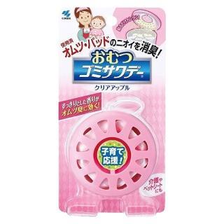 【小林製藥】垃圾桶除臭貼 尿布專用 蘋果香3ml