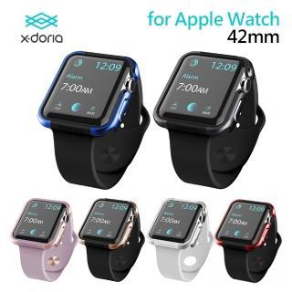 【x-doria】Apple Watch 42mm DEFENSE EDGE 刀鋒系列保護殼 6色(apple watch)