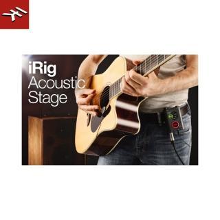 【IK Multimedia】iRig Acoustic Stage 木吉他數位錄音麥克風組(木吉他錄音麥克風)