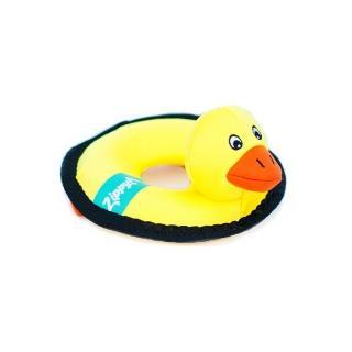 【ZippyPaws】玩水好夥伴-耐咬呱呱鴨  有聲玩具(寵物玩具 有聲玩具)