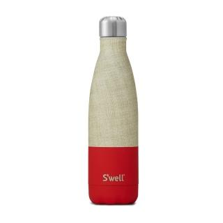【S'well】Starboard-17oz-500ml 美國時尚不鏽鋼保冷.保溫瓶(Coastal Collection)