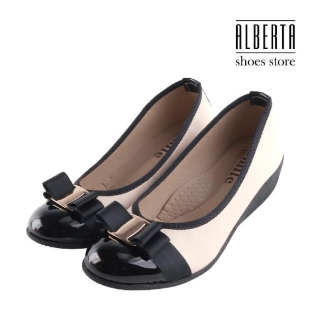 【Alberta】包鞋-舒適乳膠鞋墊