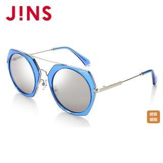 【JINS】帥氣飛行款太陽眼鏡(特ALRF17S827)