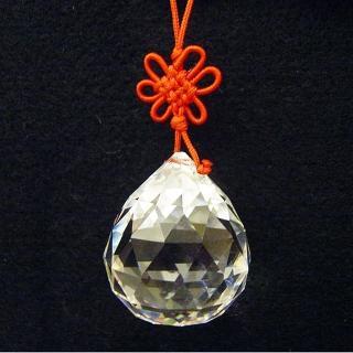 【開運陶源】風水球   水晶球 吊飾