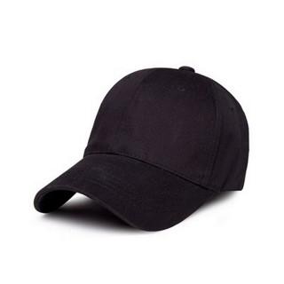 【米蘭精品】棒球帽運動帽(戶外遮陽純色簡約百搭情人節生日禮物男女帽子10色71k1)