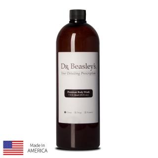 【Dr. Beasley's】潤澤濃縮洗車精 Premium Body Wash