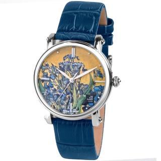 【梵谷Van Gogh Swiss Watch】梵谷經典名畫女錶(Lady 10 蘭)