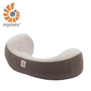 【Ergobaby】自然曲線哺乳枕/授乳枕(灰色)