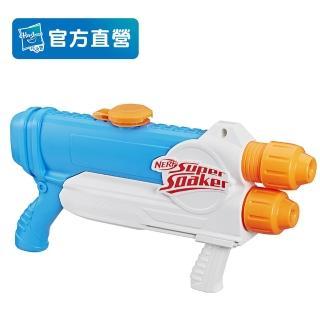 【NERF 樂活打擊】水槍系列(超威水槍系列-雙槍梭魚 E2770)