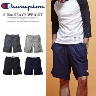 【Champion】運動品牌CHAMPION BASIC SHORTS冠軍美規棉褲