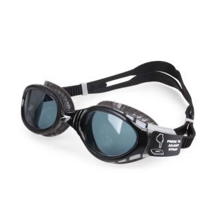 【SPEEDO】成人運動泳鏡-游泳 蛙鏡 訓練 戲水(SD811315B976N)