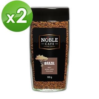 【買1送1】NOBLE 單品咖啡-巴西100g