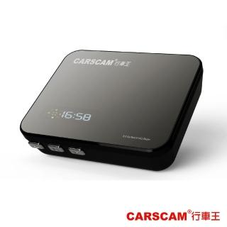 【CARSCAM】GP-02 連接式 三合一GPS/全頻測速器