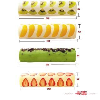 【可酪】經典卡樂任選1條(6種口味;570g/條)