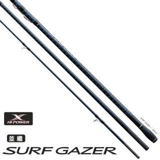 【SHIMANO】SURF GAZER 405BX 投竿