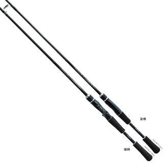 【SHIMANO】BASS ONE XT 266ML2 路亞竿
