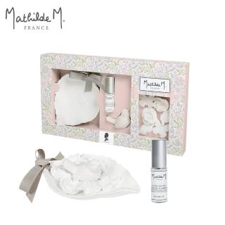 【Mathilde M.法國瑪恩】伯爵夫人 葉子盤香石 香氛禮盒