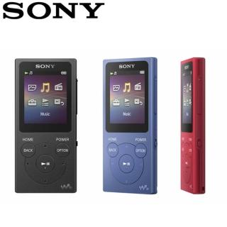 【SONY 索尼】Walkman NW-E394 8GB 數位隨身聽(公司貨)
