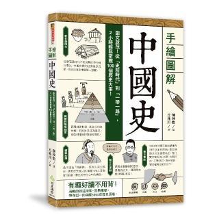 手繪圖解.中國史