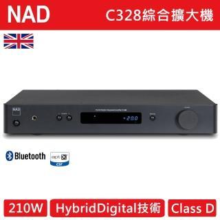【NAD】數位/類比兩用綜合擴大機(C328)