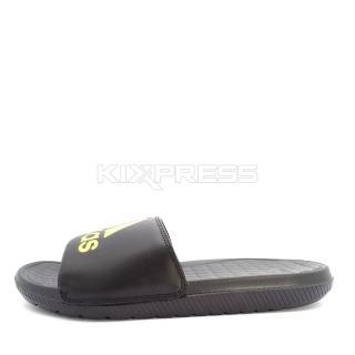 【adidas 愛迪達】Adidas Voloomix    男鞋 拖鞋 涼鞋 雨鞋 水鞋 黑 黃 愛迪達(BB0520)