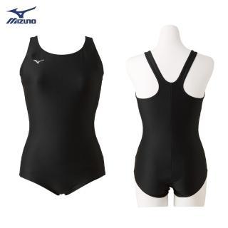 【MIZUNO 美津濃】BASIC女款泳衣 N2MA9C0109(泳衣)