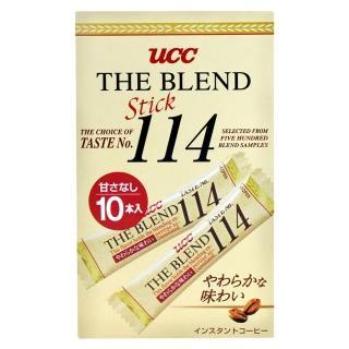 【UCC上島咖啡】114隨身包咖啡*3袋組(10本入/袋)