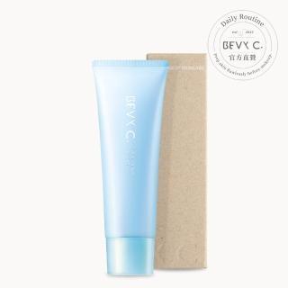 【BEVY C.】淨潤白潔顏乳105g(贈:潔顏網)