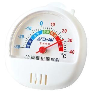 【Dr.AV 聖岡科技】冰箱專用溫度計-2入(GM-70S)