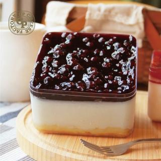 【超品起司烘焙工坊】藍莓生乳酪慕斯(2入/慕斯蛋糕)