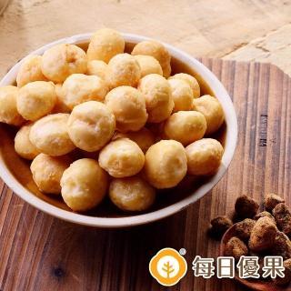 【每日優果】烘焙黑糖夏威夷豆(220G)