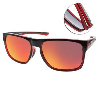 【ZIV 運動太陽眼鏡】ROCK石系列眼鏡(黑紅-紅水銀#S112 049)